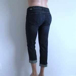 Kut from the Kloth Jeans AMY Crop Straight Leg NWT